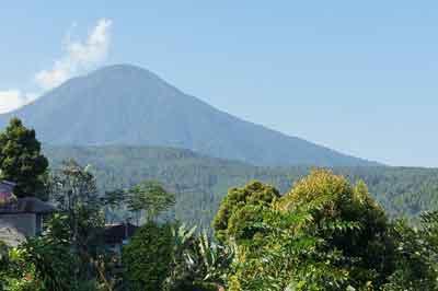 バリ島のアクティビティ10選アグン山