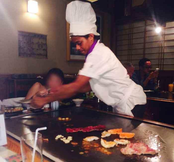 フィジーの日本料理店