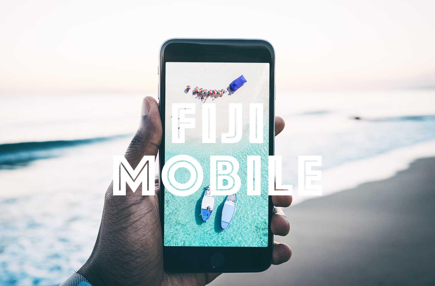 フィジーの携帯電話利用方法とSIMカード事情を徹底解説