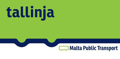 マルタのバスアプリはTallinja